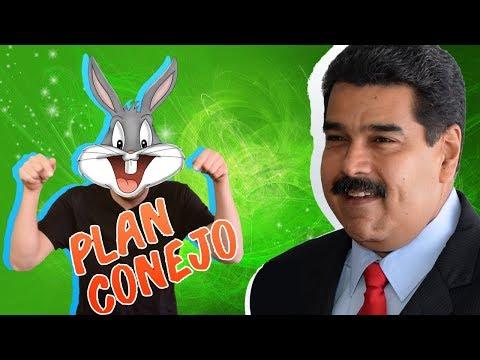 PLAN CONEJO VENEZUELA | Crisis Alimentaria - Andres el Peluche