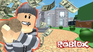 5 000 000 TL HEIST DE ROBLOX HOUSE! (99,7% BAN RISK) - Roblox