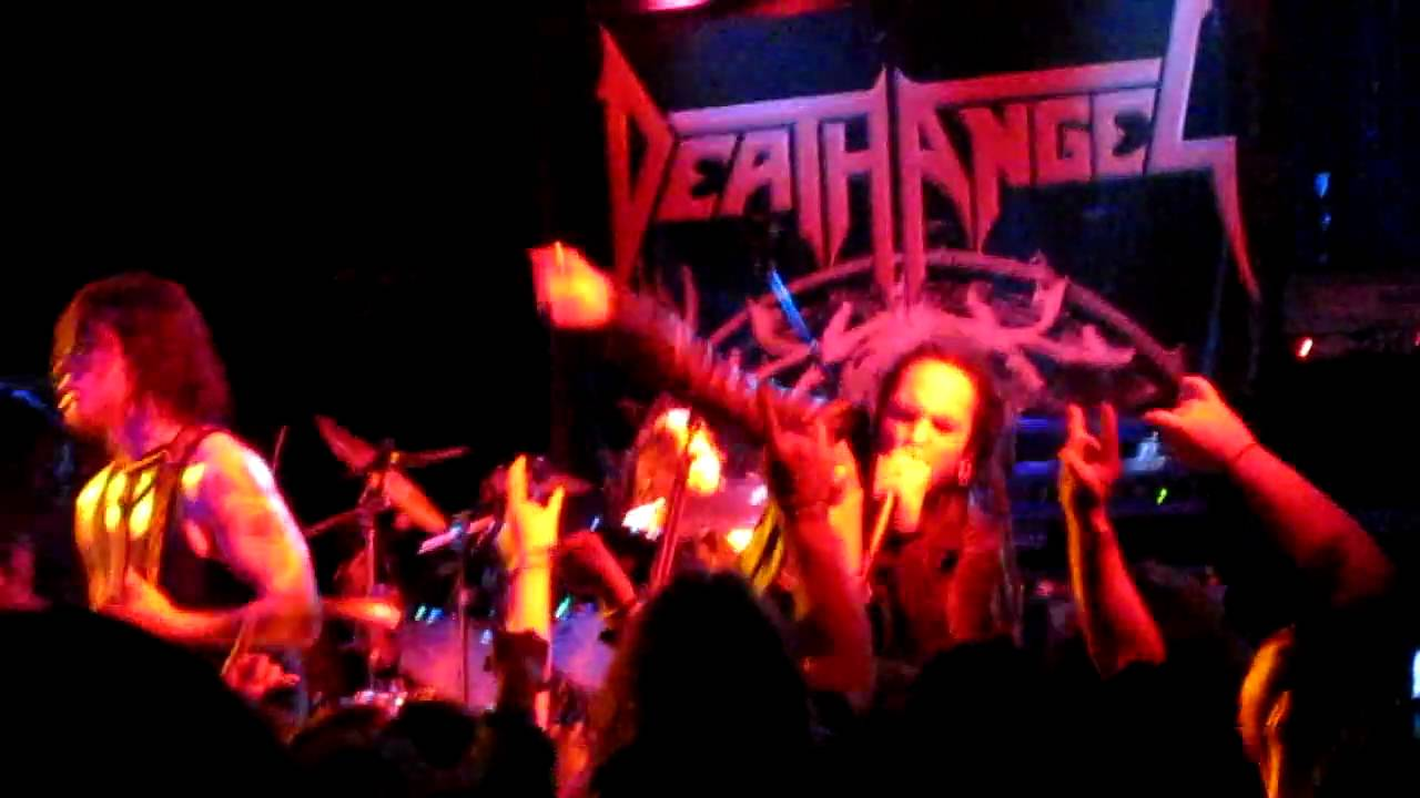death angel the ultra violence carnival justice live at the roxy