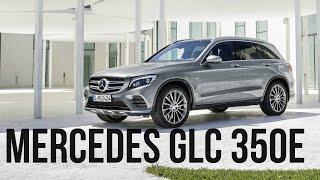 2016 Mercedes Benz GLC 350e 4MATIC Interior and Exterior