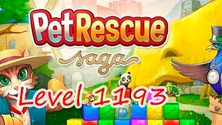 Pet Rescue Saga Level 1193