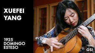 Xuefei Yang plays