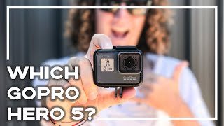 GoPro Hero 5 Black v Hero 5 Session - Which Is Best For You?