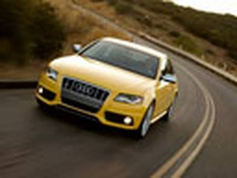2010 Audi S4 Full Test Video
