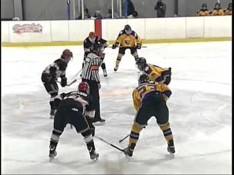 Northern Cyclones VS New Hampshire Monarchs EHL Game 5 (Final)Part 1