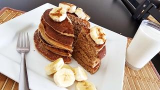 Banana Pancakes| Quick, Easy 'n Healthy Breakfast Recipe