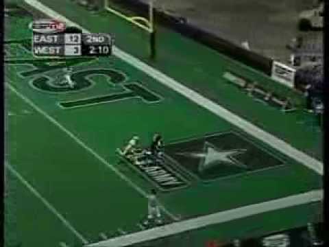 2003 Army Bowl | Chris Leak 30-Yard TD