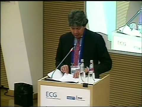 ECG High-level session on evaluation and transforming multilateral development banks