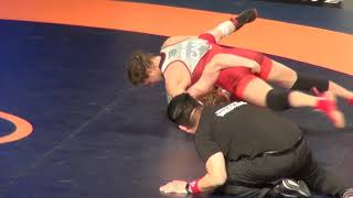 2019 Canadian Trials WW57kg Linda Morais (Montreal) vs (Ontario)
