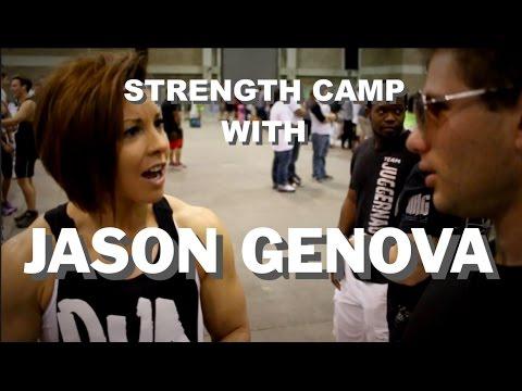 STRENGTH CAMP ROAD TRIP WITH JASON GENOVA