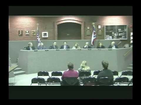 Medina City Council Meeting 01/23/12.wmv