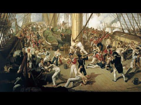 Nelson e la battaglia di Trafalgar.