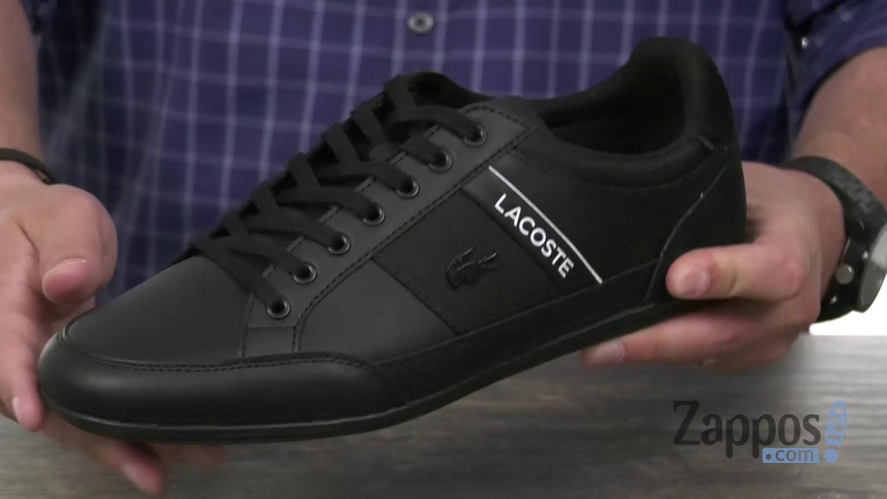 Lacoste Chaymon 318 Black Off 70 Buy