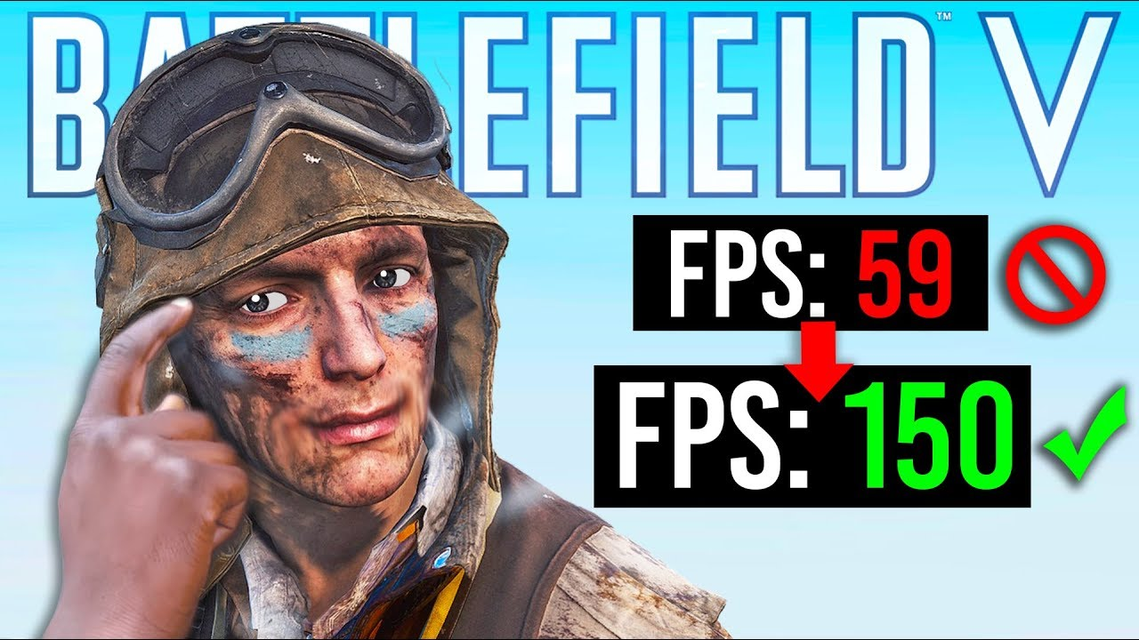 Best Performance Settings Guide Battlefield 5
