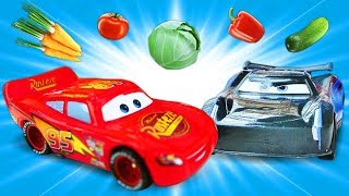 Gambar cover Lightning McQueen Cars & Toys for Boys: Learning Videos