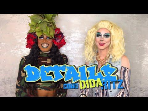 Detailz w/ Dida Ritz: Drag Race Review S04E01 thumbnail