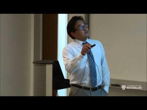 Dr Wen Jung Li - Waterloo Institute for Nanotechnology (WIN) Seminar