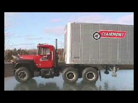 Old Trucking Companies  That Went Out Of Business