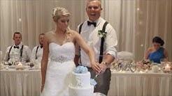 OUR WEDDING - MC/DJ Cake Cutting & Toast 27/2/16