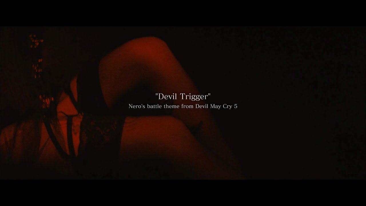 Casey Edwards feat  Ali Edwards - Devil Trigger [Official Music Video]
