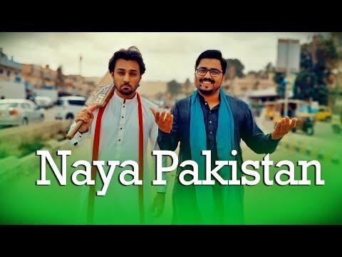 IMRAN KHAN and AAMIR BHAI in NAYA PAKISTAN | THE IDIOTZ