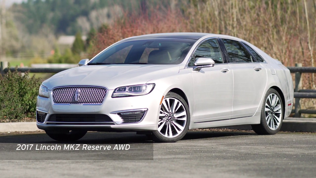 2017 Lincoln Mkz Review Autonation