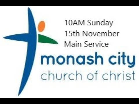 Nov 15th Sharing with Jewish neighbours MCCoC Online
