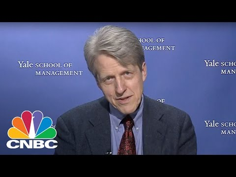 Robert Shiller On The Market | Trading Nation | CNBC