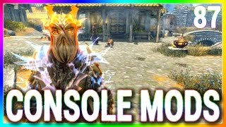 8 BRAND NEW Console Mods 87 - Skyrim Special Edition (XBOX/PS4/PC)