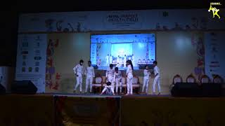 School Western dance.. choreography by feel heartz by andar ali Khan and maahi nikky