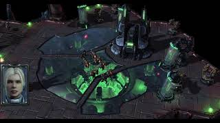 StarCraft II - Wings of Liberty Campaign - 3 player coop - Ghost of a Chance - February 15 2019