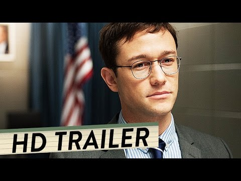 SNOWDEN Trailer 2 Deutsch German (HD) | Edward Snowden, Oliver Stone, USA 2016