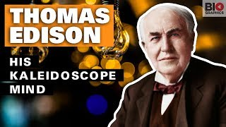 Thomas Edison: His Kaleidoscope Mind Video