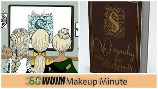 Makeup Minute | ALL ABOUT STORYBOOK COSMETICS! A MAKEUP STORY! | What's Up in Makeup