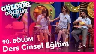 Güldür Güldür Show 90. Bölüm, Ders Cinsel Eğitim Skeci