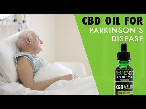 Potential Health Benefits of CBD Oil: Parkinson's Disease - Regenefi
