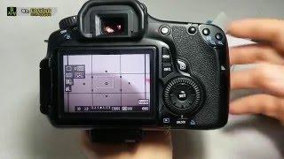 캐논 DSLR 사용설명서 정독하기(EOS60D) : 4 이미지설정, 화질,감도,픽쳐스타일