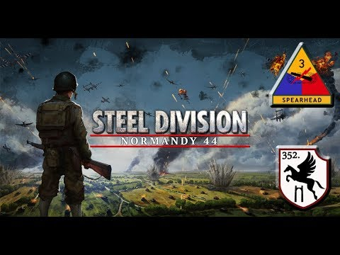 Anatomy of a Battle #20 - 3rd Armored Division vs. 352. Infanterie
