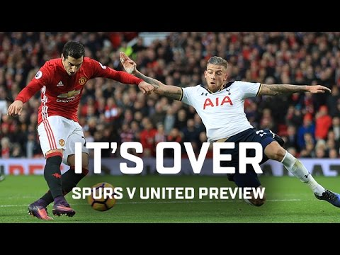 It's OVER! | Tottenham Hotspur v Manchester United | PREVIEW