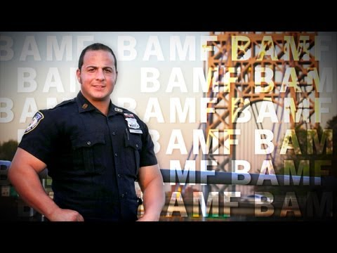 BAMF of the DAY: Super Cop