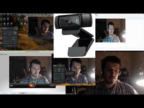 Как записать видео с веб камеры на компьютер