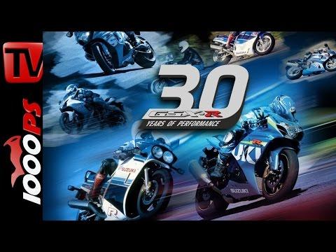 30 Jahre Suzuki GSX-R | GSX-R 1000 2016 ? Wie geht es weiter?