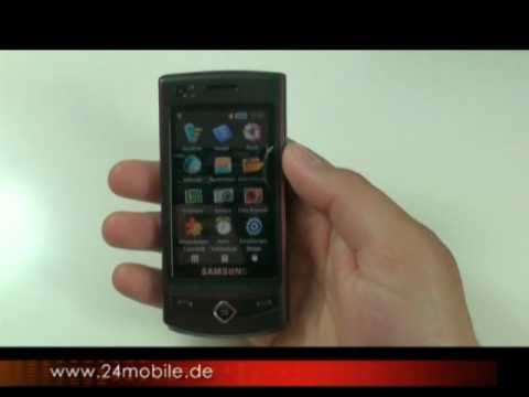 Samsung S8300 Ultra Touch - www.24mobile.de