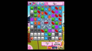 Candy Crush Saga Level 232 Walkthrough
