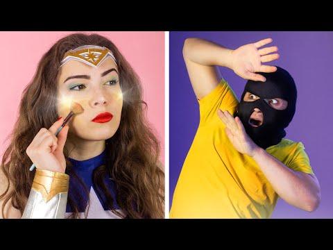 Косметика для супергероев – 8 идей