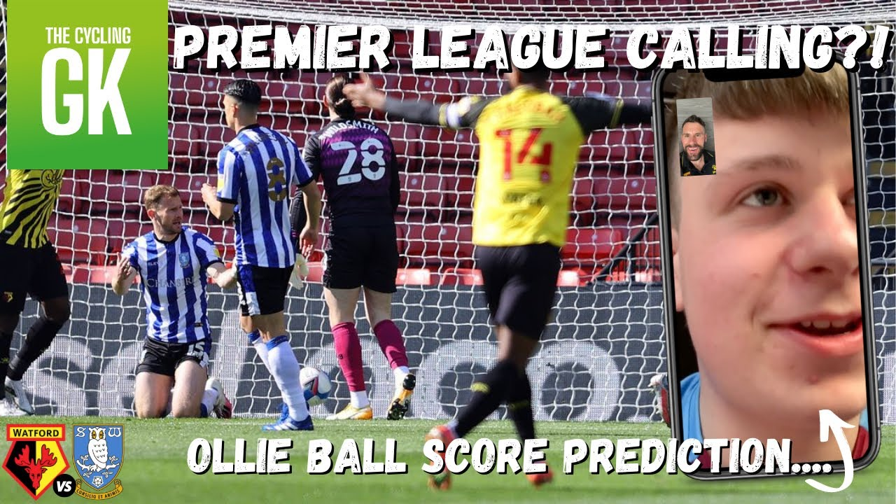 Premier League Calling! | FUNNY Ollie Ball Score Video! | 6 in a row | Ben Foster - TheCyclingGK