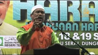 HARAP 3.2- BN Sudah Berada Dipenghujung Nyawa: YB Ustaz Saiful Bahri Mamat