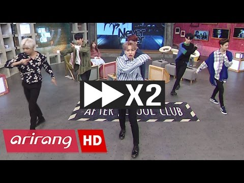 [After School Club] GOT7, you'll NEVER EVER get sick of! (Never Ever 질리지 않을 GOT7의 2배속 댄스)