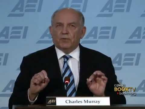 "BookTV: Charles Murray, ""Coming Apart: The State of White America, 1960-2010"""