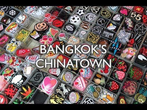 2017 Bangkok  Bangkok's Chinatown Yaowarat